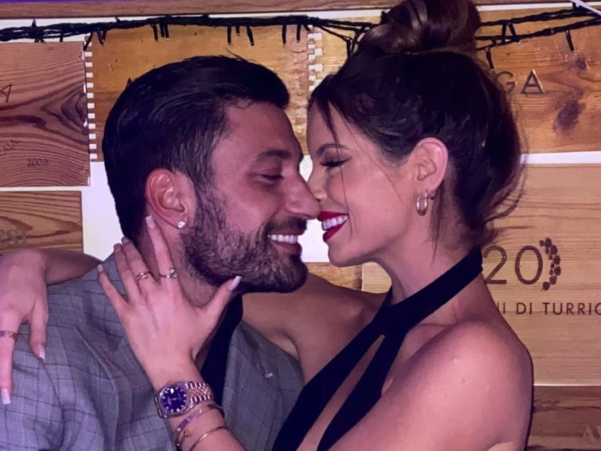 Fans shocked to learn that Love Island's Maura Higgins and Strictly's Giovanni Pernice are dating
