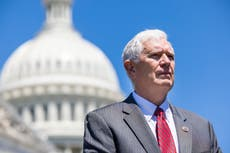 Mo Brooks asks CPAC crowd to 'fight' and 'sacrifice' like Revolutionary War soldiers who died of disease
