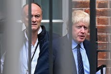 Boris Johnson and Dominic Cummings don't care about making the world better – it is all about them