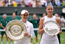 Wimbledon day 13: Ashleigh Barty crowned Wimbledon champion for first time