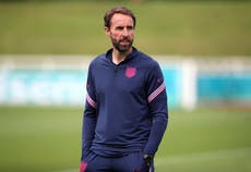 Gareth Southgate focused on winning Euro 2020 as messages of support pour in