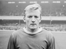 Jimmy Gabriel dead: Former Everton and Scotland midfielder dies aged 80
