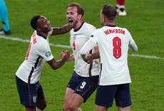 Harry Kane wants to make family separation worth it by bringing football home