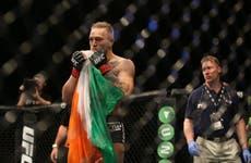 Conor McGregor se blesse à la jambe lors d'une défaite fracassante contre Dustin Poirier