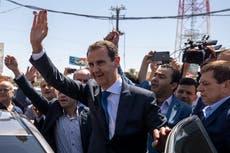 Syria's president decrees 50% salary hike amid harsh crisis