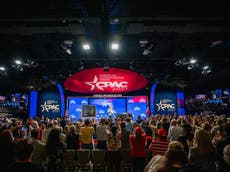 Bizarre seven-point plan to reinstate Trump in 'days, not years' distributed at CPAC