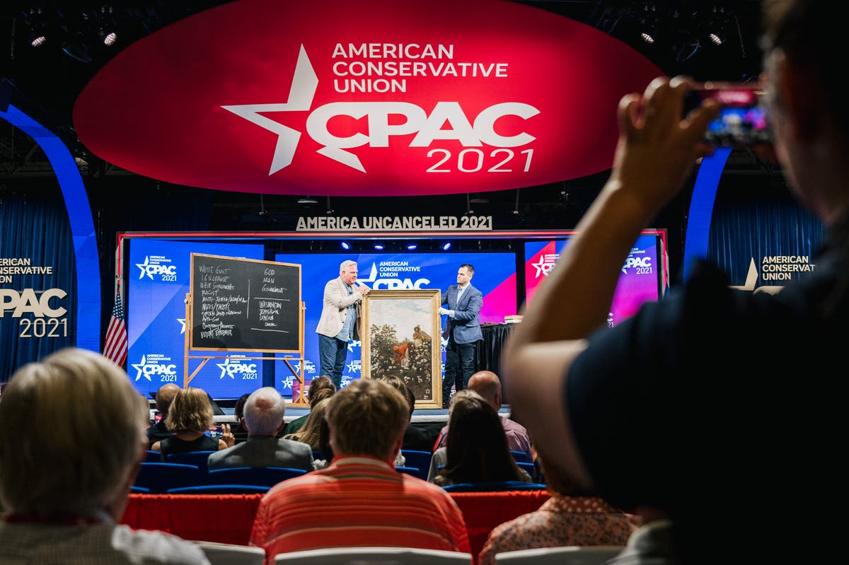 'Absolute insanity': Fauci and GOP lawmaker condemn Covid conspiracy theories as CPAC crowd cheers low vaccine rates