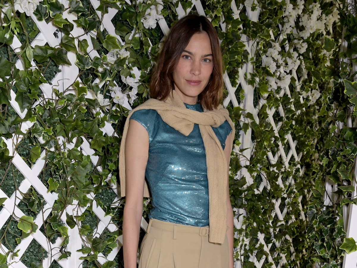 Alexa Chung says she was 'gagged' by fashion houses at the start of her career