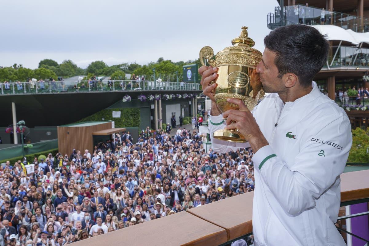 ウィンブルドンの日 14: Novak Djokovic claims sixth SW19 title