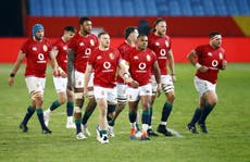 Lions vs South Africa A live stream: How to watch warm-up fixture online and on TV tonight