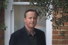 David Cameron has ruined what reputation he had left