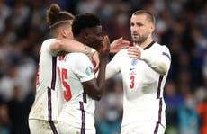 Bukayo Saka, Jadon Sancho and Marcus Rashford racially abused online after England Euro 2020 final defeat