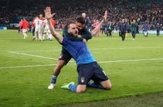 Football's Coming Home motiverte Italia til Euro 2020 vinne, sier Leonardo Bonucci