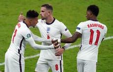 Laissez Euro 2020 la défaite finale devient une motivation pour la Coupe du monde, exhorte Jordan Henderson