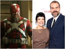 David Harbour says wife Lily Allen had 'mixed feelings' about Black Widow weight loss