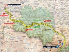 Tour de France 2021: Etapa 16 antevisão, mapa de rotas, previsão e hora de início