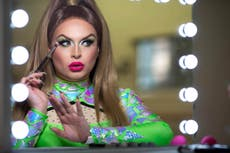 Drag queen Cheryl Hole on the excitement of hearing your favourite song played in a club and feeling alive