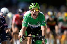 Mark Cavendish plans to keep racing after proving he still has what it takes