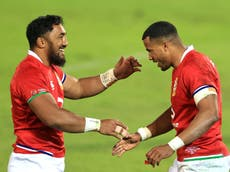 Is Lions vs South Africa A on TV tonight? Kick-off time, channel and how to watch warm-up fixture