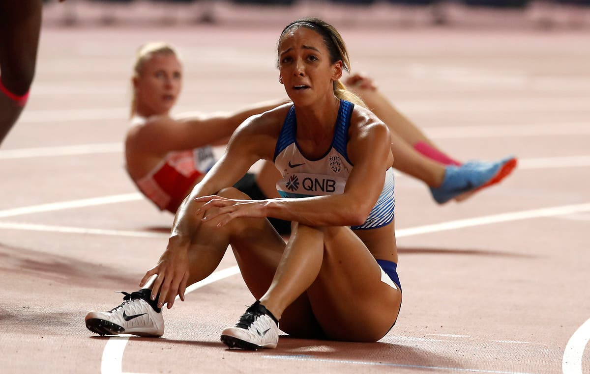Katarina Johnson-Thompson '100 per cent' fit as Olympic preparations step up