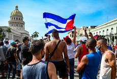 What is happening in Cuba and why is it happening now?