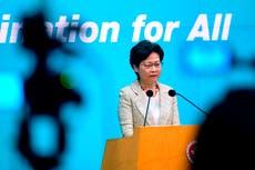 Hong Kong district councilors must take oath despite exodus