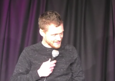 Andrew Lawrence: Comedian dropped by agent after racist joke about England footballers
