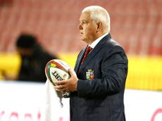 Three British and Irish Lions players looking to push Test claims against South Africa A
