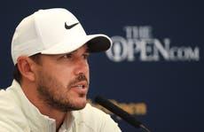 Brooks Koepka reveals origin of feud with Bryson DeChambeau ahead of Open