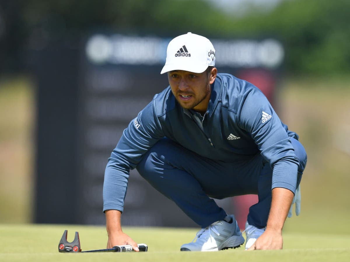 Xander Schauffele: 'My underdog mentality was necessary - but I can win'