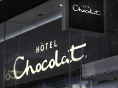 Hotel Chocolat online and subscription sales soar amid pandemic