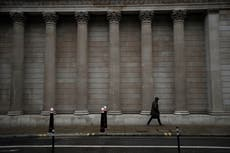 UK inflation rises to highest level in nearly 3 years