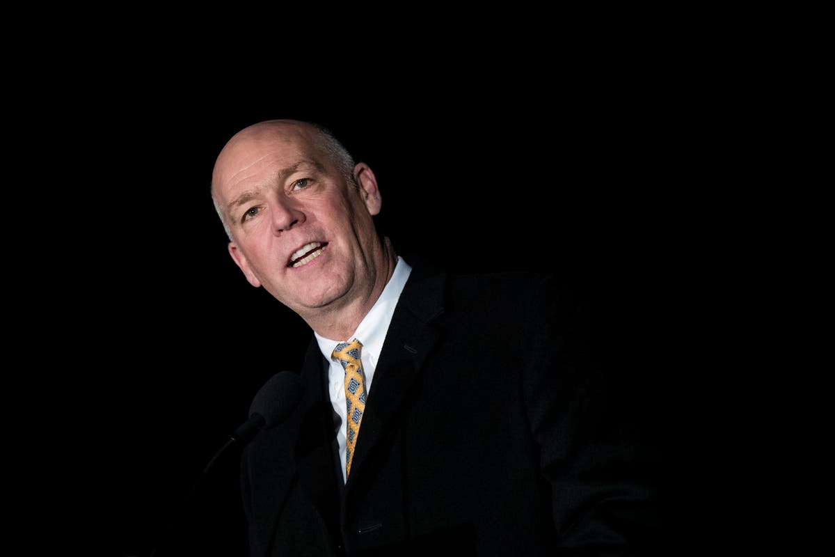 Montana governor under fire for pulling out of  climate alliance  before he appealed for heatwave help