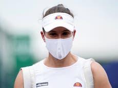 'Heartbreaking' coronavirus news ends Johanna Konta's Olympic hopes
