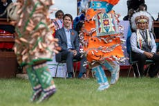 Canada PM: 'Heart breaks' with more Indigenous graves found