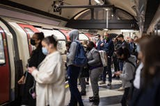 Sadiq Khan asks TfL to continue compulsory face masks on public transport after Freedom Day