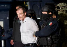 Mexican court overturns acquittal of 1990s drug lord