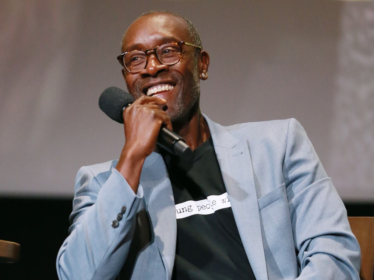Don Cheadle has the best response to fan confusion over his Emmy nod for a 98-second cameo