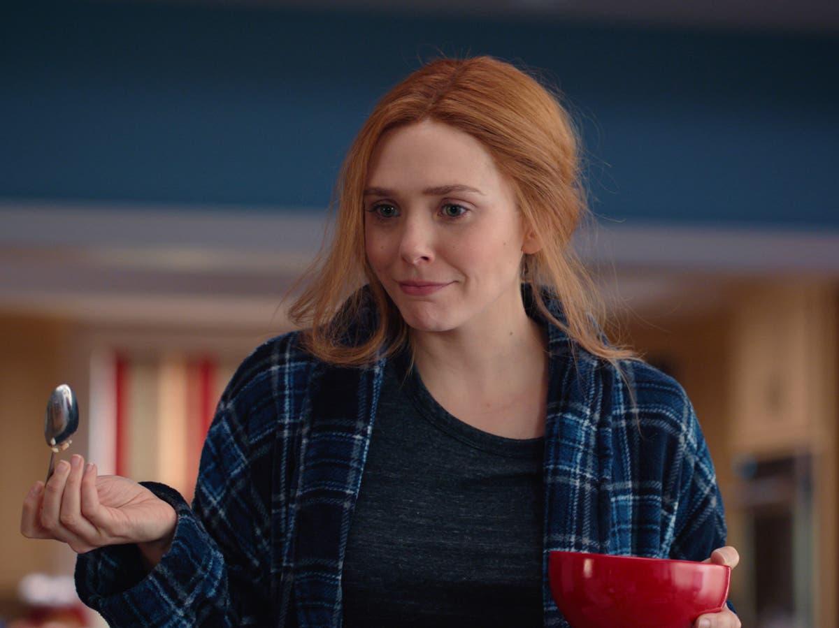 Marvel star Elizabeth Olsen teases WandaVision's connection to Doctor Strange 2