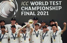 ICC unveils new points system for second World Test Championship cycle