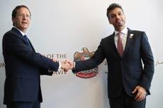 UAE inaugurates embassy in Israel in downtown Tel Aviv