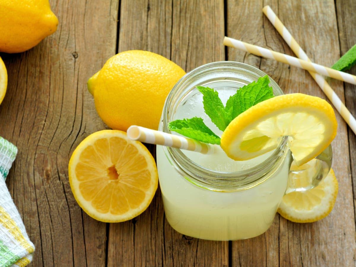 How to make 'whipped lemonade' from TikTok