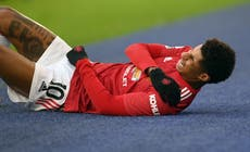Marcus Rashford: Manchester United forward set to be out until October after shoulder surgery