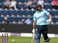 Just four of England's ODI stand-ins retained for T20 series against Pakistan
