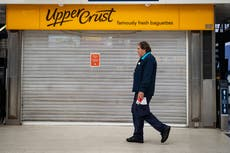 SSP boss Simon Smith to quit Upper Crust owner by end of 2021