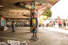 No comply: Skateboarding's impact on the UK over the past 45 年