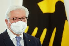 German president joins campaign to reinvigorate vaccinations