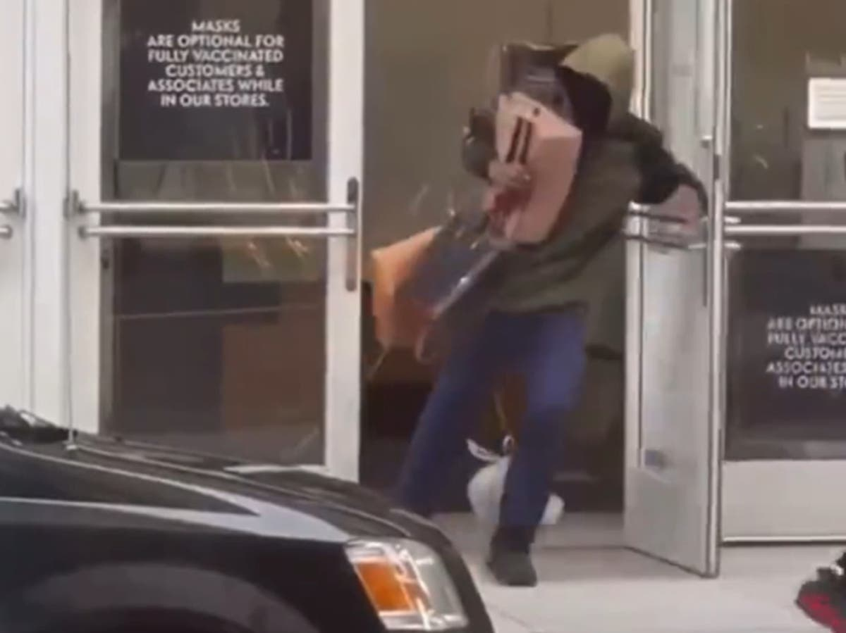 San Francisco hits back at viral shoplifting videos insisting overall theft is down
