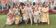 Old Broadway pizazz collides with 2021 in 'Schmigadoon!'