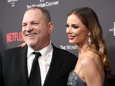 Harvey Weinstein and Georgia Chapman's divorce has been finalised